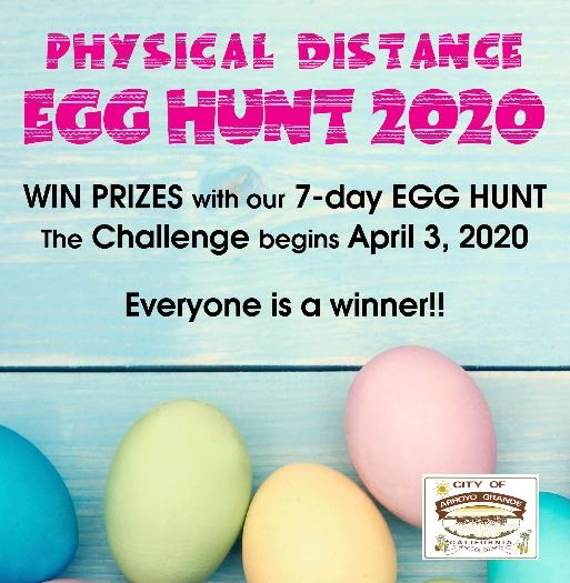 Egg Hunt_Spotlight Website