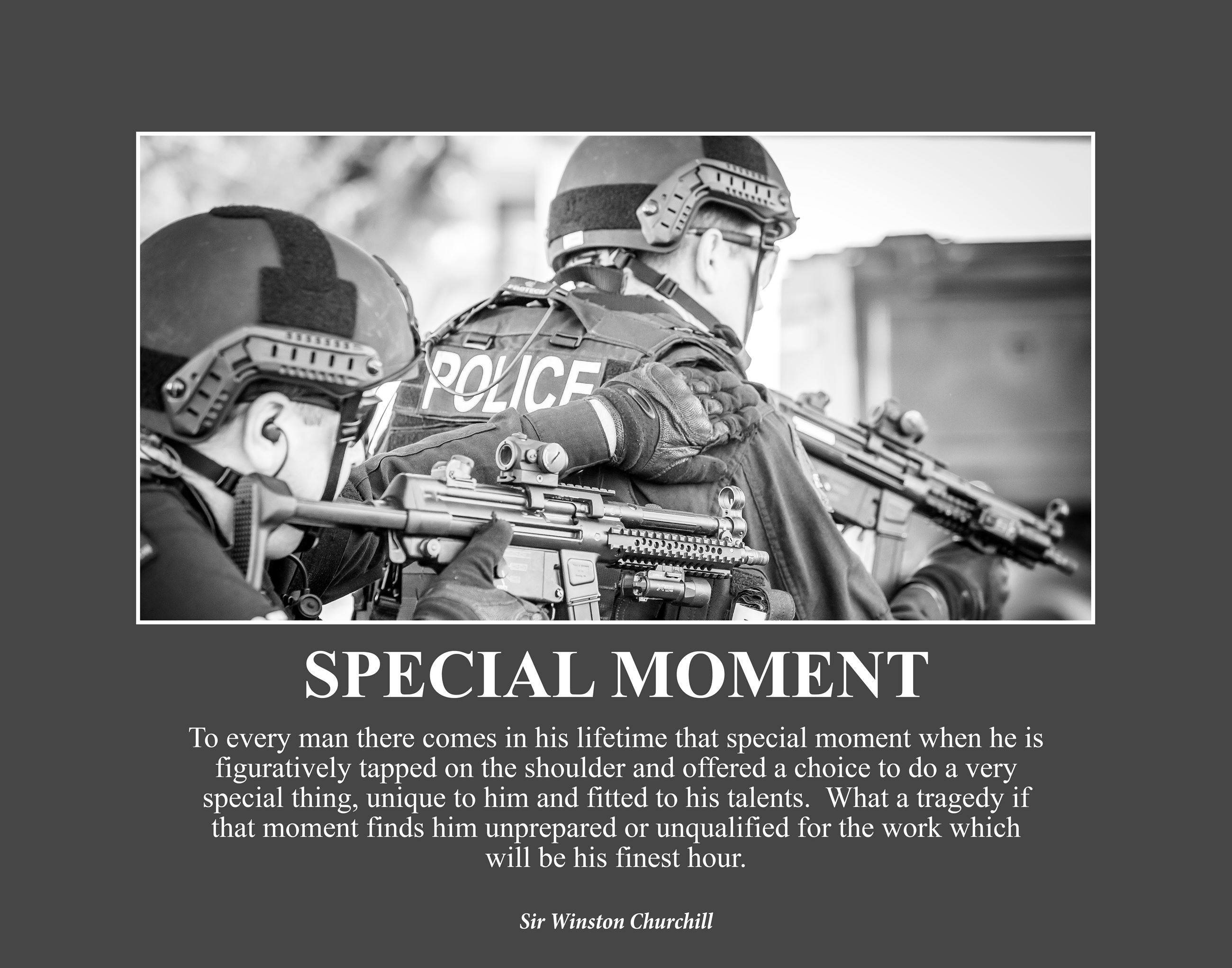 Special Moment