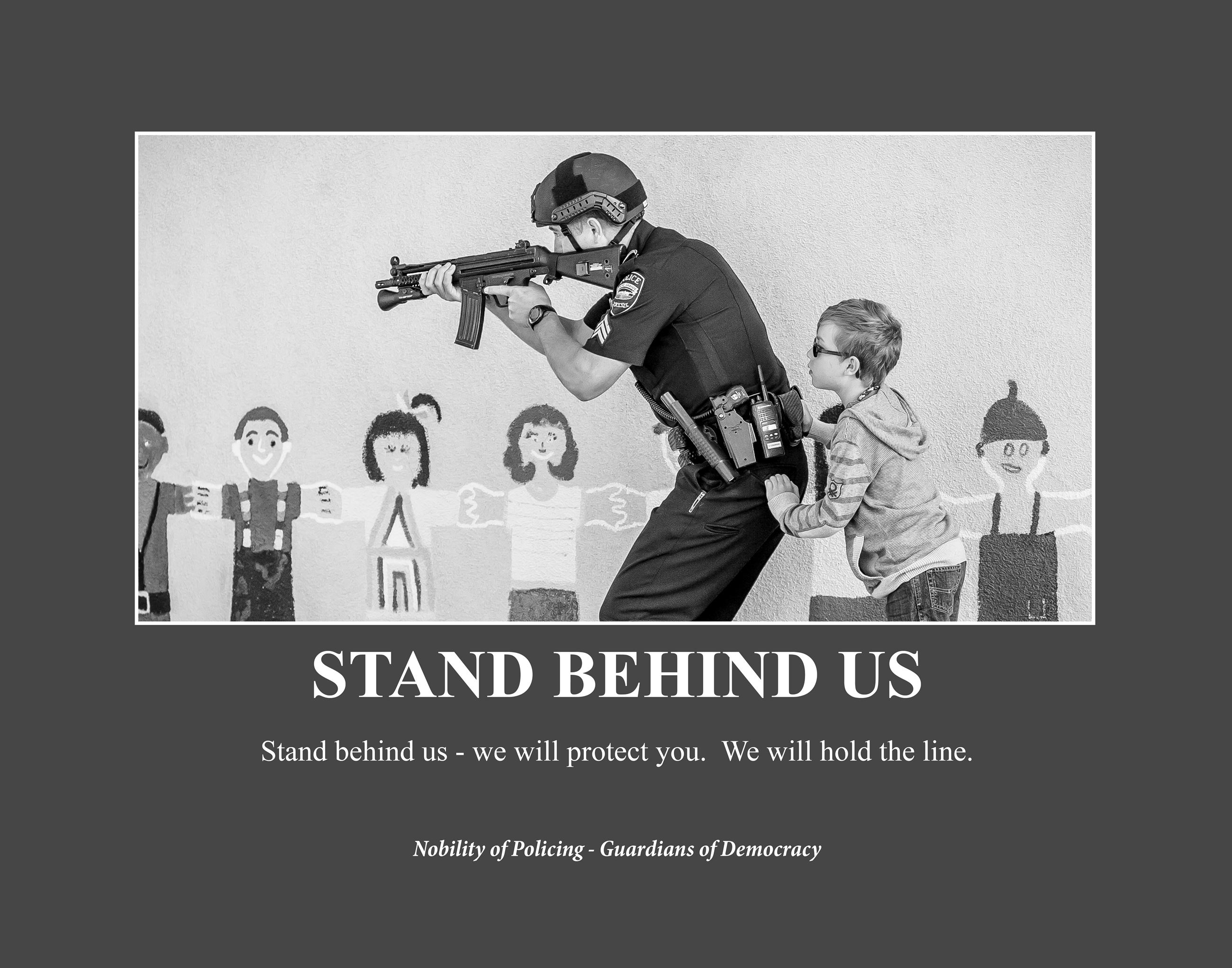 Stand Behind Us